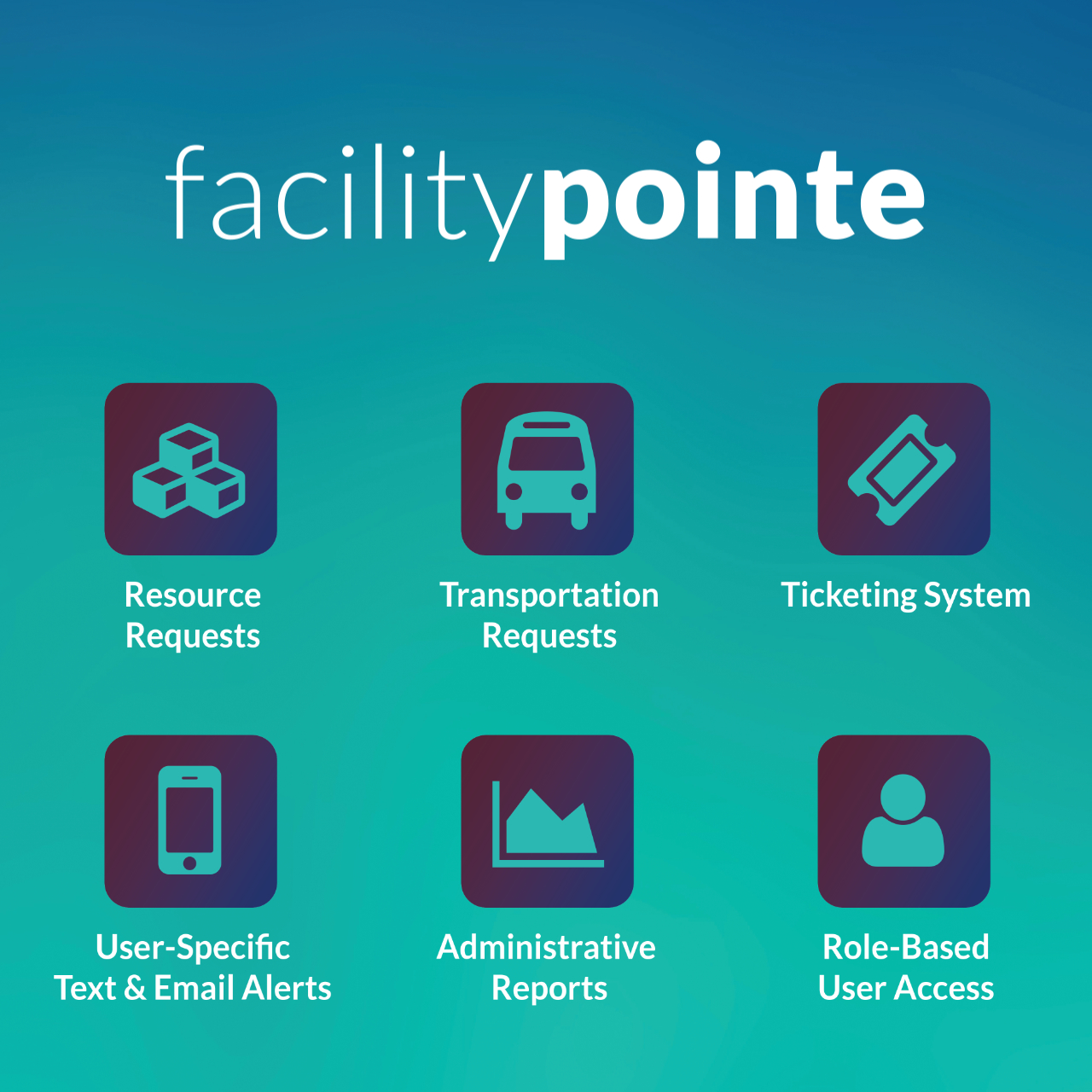 FacilityPointe-Features