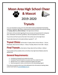 mahs cheer tryout flyer 2019-2020