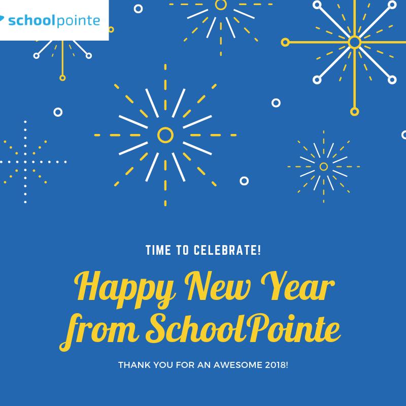 Happy New Year from SchoolPointe