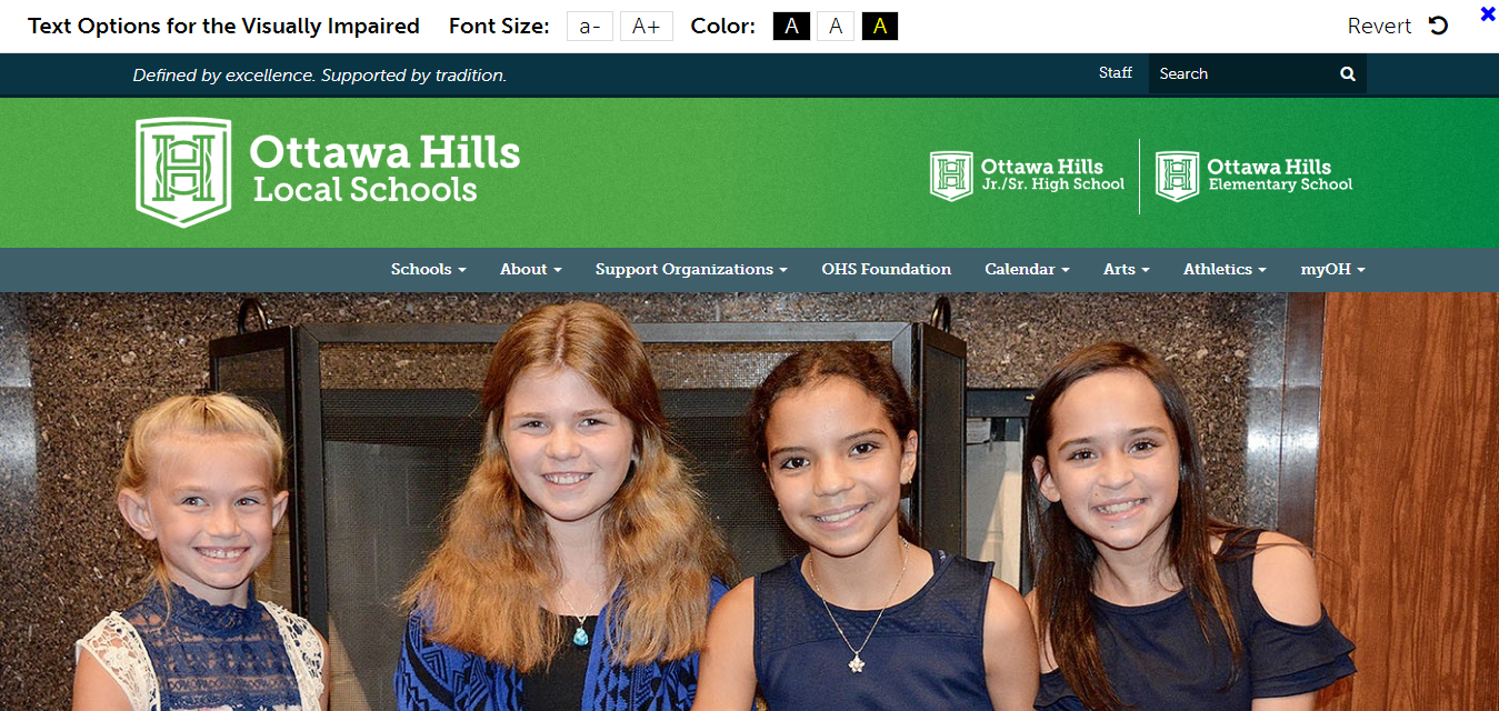 Home   Ottawa Hills Local School District (1)