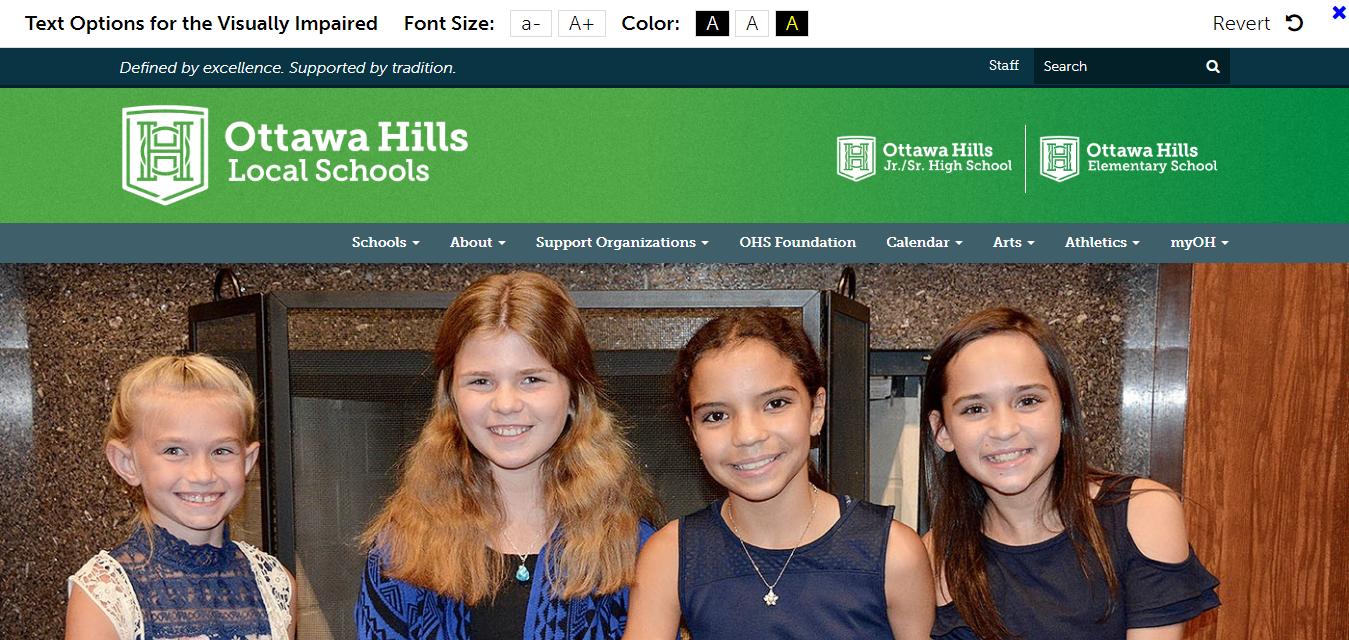 Home   Ottawa Hills Local School District (1)